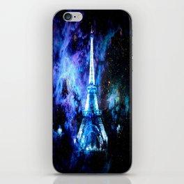paRis galaxy dreams iPhone Skin