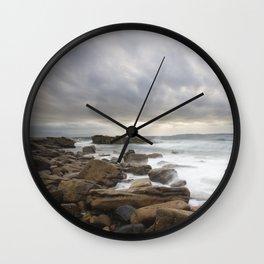Elgol, Isle of Skye, Scotland. Wall Clock