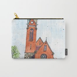 Church of the Intercession of the Holy Virgin, Kaliningrad, Russia Carry-All Pouch