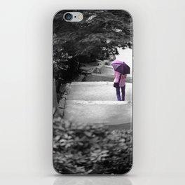 Down iPhone Skin