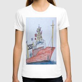 Ship Ahoy! T-shirt