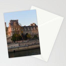 senna parigi Stationery Cards