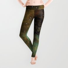 Gamma Cygni Nebula Leggings