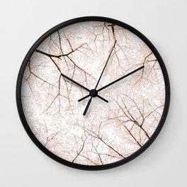 blossom #society6 #decor #buyart Wall Clock
