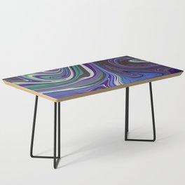 Purple pleasures Coffee Table