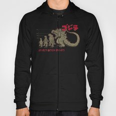 Evolution of The King of Monsters Hoody