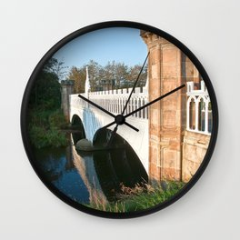 Eglinton Park Bridge  Wall Clock
