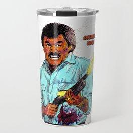 Burt Reynolds Travel Mug