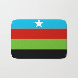 Somali Bantu Liberation Movement Flag Bath Mat