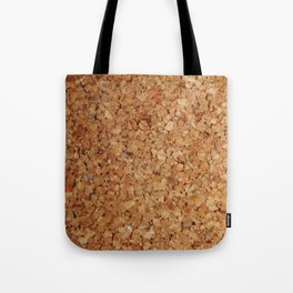 Towel thick Cork imitation Tote Bag