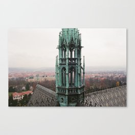 Saint Vitus Canvas Print