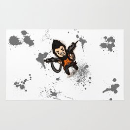 Borderlands 2 - Chibi Gunzy! Rug