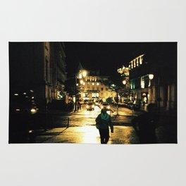 Warm Nights in Lisbon Rug