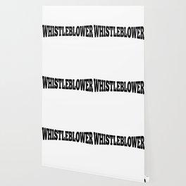 WHISTLEBLOWER Wallpaper