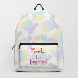 Read..be Inspired Backpack