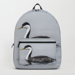 Western Grebe Backpack