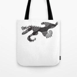 Gos Drac Tote Bag