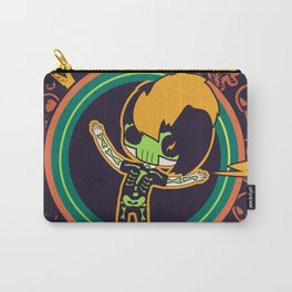 Skeletal Shock Carry-All Pouch