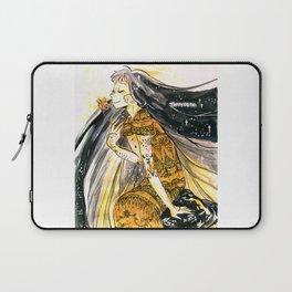 Golden Dress Laptop Sleeve