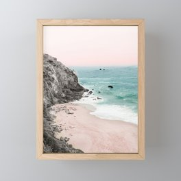 Coast 5 Framed Mini Art Print