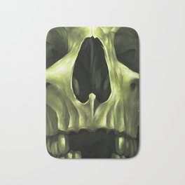 Skull 11 Bath Mat