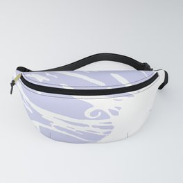 Abstract Xe Fanny Pack