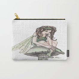 Woodland Fae Carry-All Pouch
