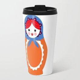 Matrioska-003 Travel Mug