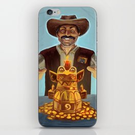 Adventurer iPhone Skin