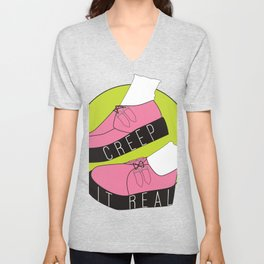 Creep It Real Creepers Unisex V-Neck