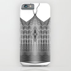 Spirobling XXIV - Knitted Crown iPhone 6s Slim Case