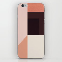Abstraction_Colorblocks_001 iPhone Skin