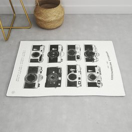 Collections - Appareil Photographiques Rug