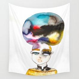 Bubblehead Wall Tapestry