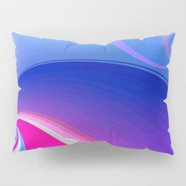 Ride the Wave (purple) Pillow Sham