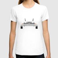 mini cooper T-shirts featuring Mini Cooper (The Italian Job) - Vintage by Nick Steen