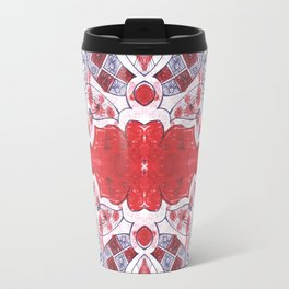 The Fish and The Leaves Travel Mug