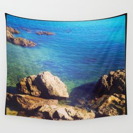 Down By The Water Wall Tapestry