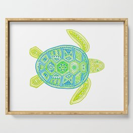 Turtle Serving Tray