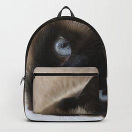 Siamese Soulful Expression Backpack