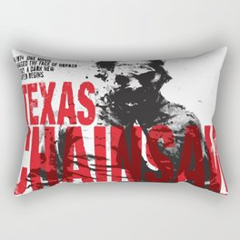 TEXAS CHAINSAW Rectangular Pillow