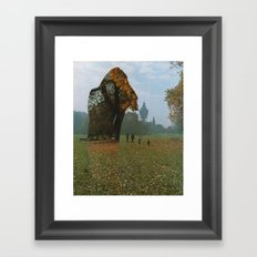 Diminished Expectations Framed Art Print