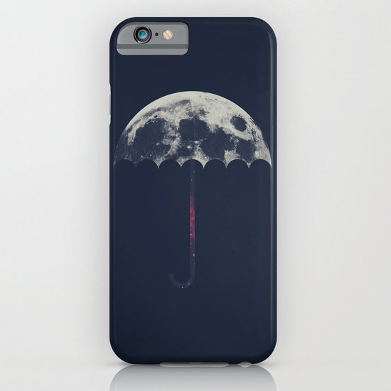 Space Umbrella iPhone & iPod Case