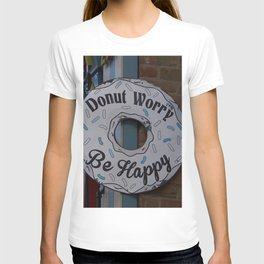 Don't worry be #Happy T-shirt