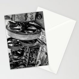 Novo Antique Gas Engine Stationery Cards