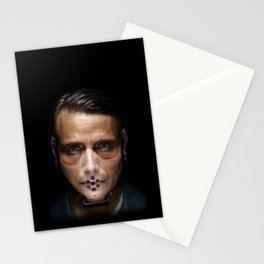 Hannibal Masked Stationery Cards