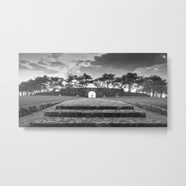 21st Century Park - Nago, Okinawa, Japan Metal Print
