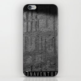 Bonaventure iPhone Skin