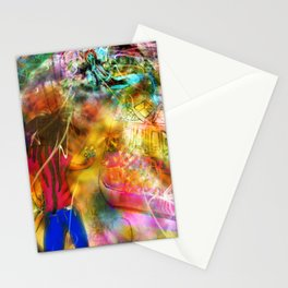 Interdimensional Exploration Stationery Cards