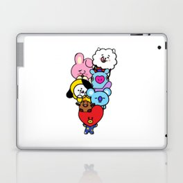 BT21 Characters Laptop & iPad Skin